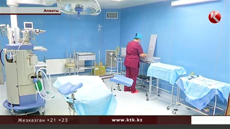 В больнице, где умерла алматинская первоклассница, началась проверка