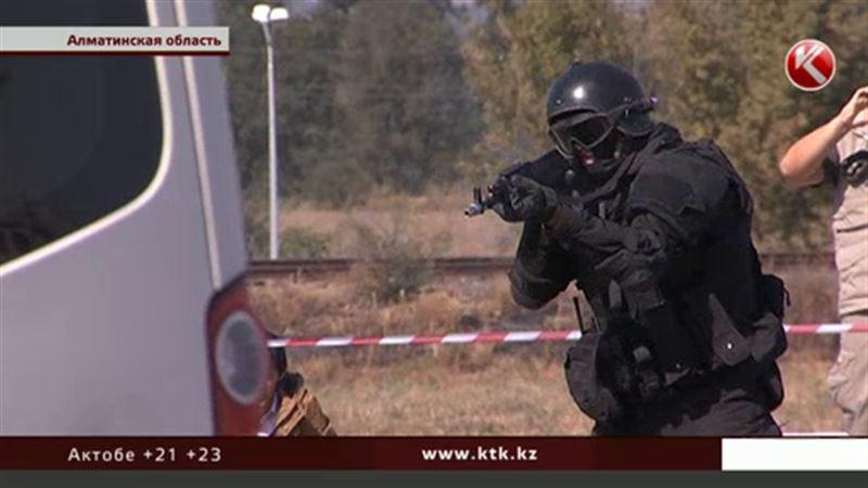 Израильские специалисты обучат казахстанских противодействовать терроризму