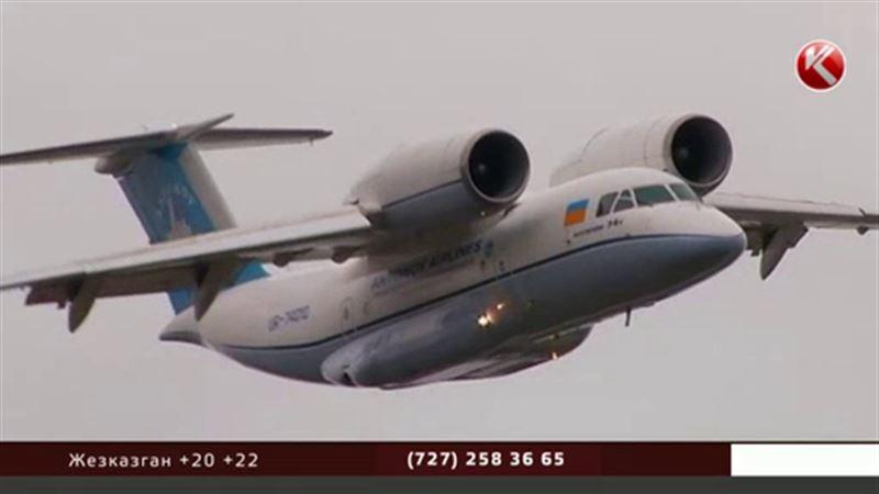 Ни денег, ни самолета – украинские авиастроители не выполняют заказ Казахстана