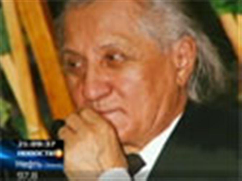 Ушел из жизни народный писатель Кадыр Мырзали
