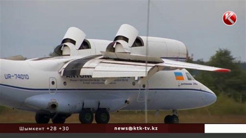 Нацгвардия Казахстана будет ждать самолета от Украины только до конца года