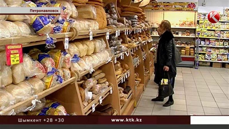 Несмотря на высокий урожай, в Петропавловске подорожал хлеб