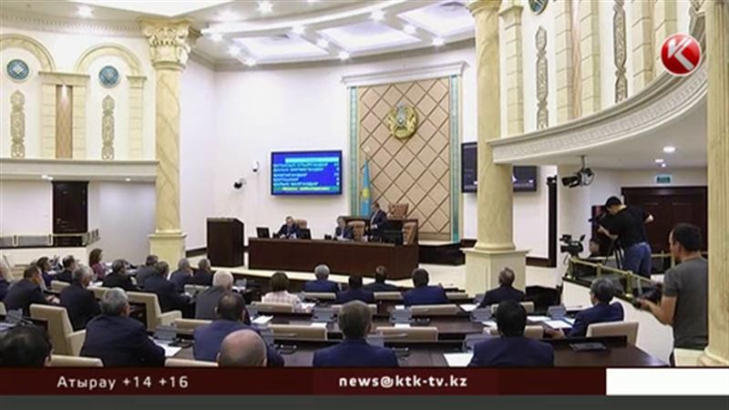 Казахстанские сенаторы отдадут однодневный заработок нуждающимся