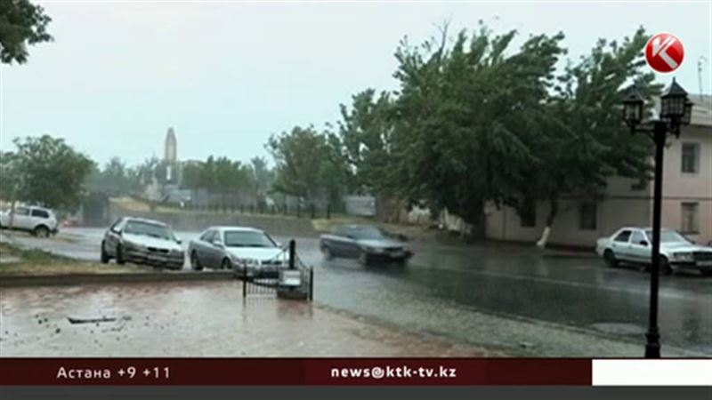 Дождь, ветер, похолодание и даже снег ожидают казахстанцев