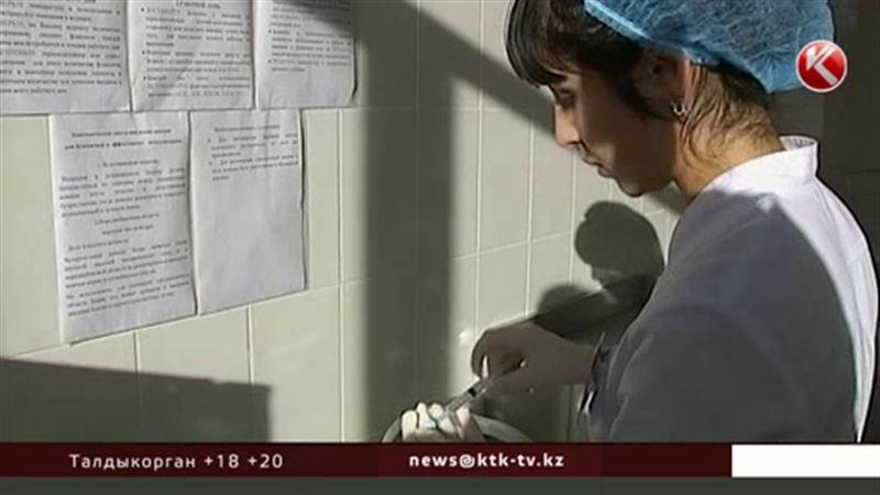 Казахстанские врачи готовятся к эпидемии гриппа