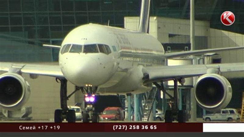 В Казахстане выясняют, почему стало так дорого летать