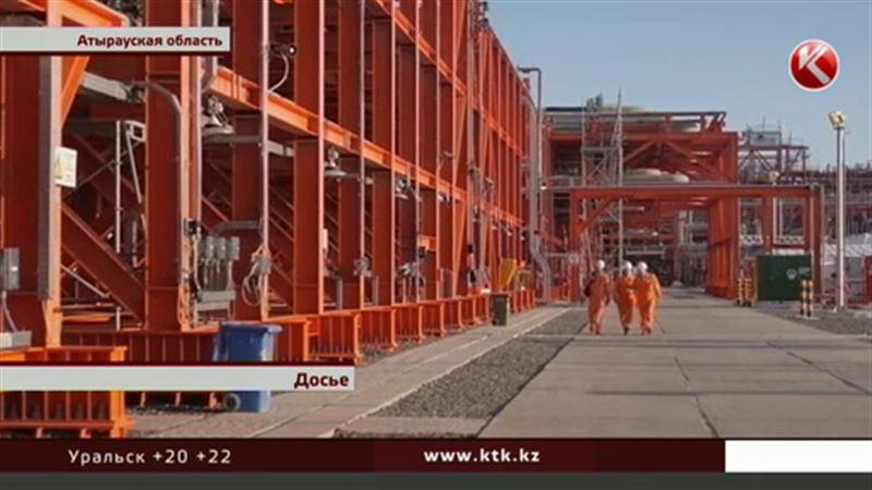 Нефть Кашагана начала поступать в трубопроводы
