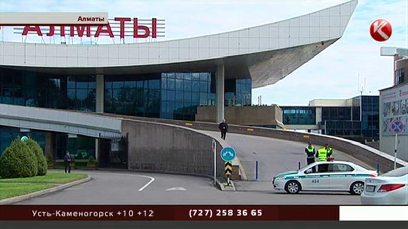 Гражданин с ртутью парализовал работу алматинского аэропорта