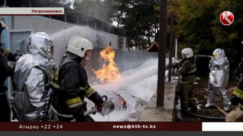В Петропавловске при монтаже газового оборудования произошел взрыв