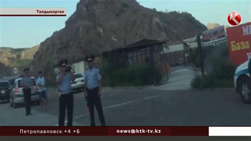 За шутку над полицейскими житель Талдыкоргана попал под суд