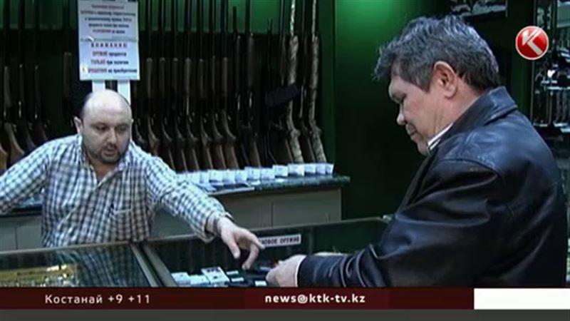Через полтора года оружейных магазинов в жилых домах быть не должно