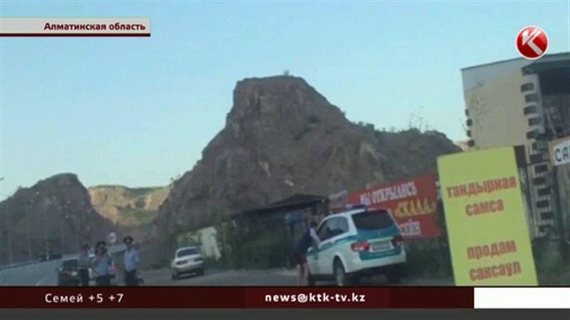Полиция отозвала иск в отношении талдыкорганского шутника