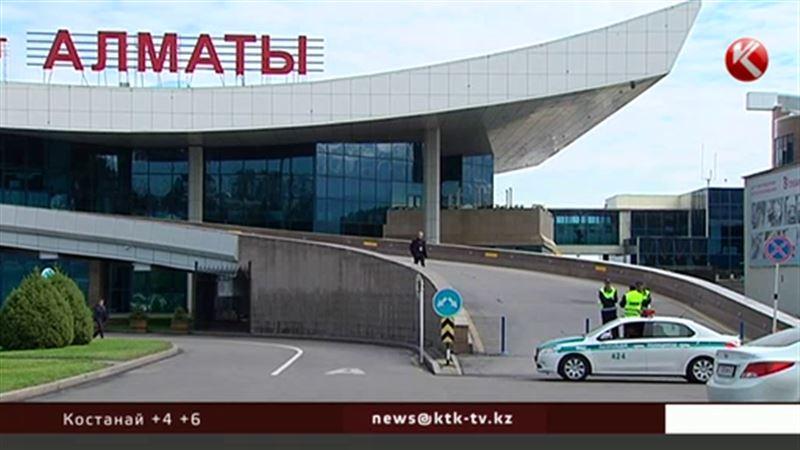 Пассажира, разлившего ртуть в аэропорту Алматы, арестовали
