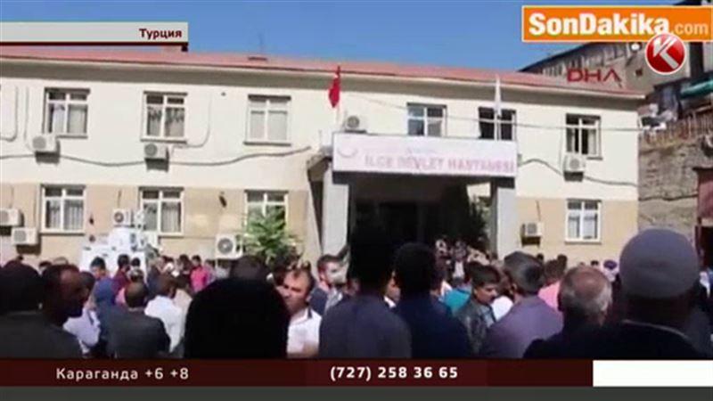 На юго-востоке Турции опять взрыв