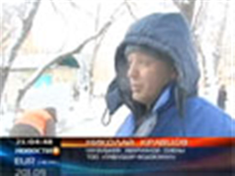 Без воды остались более 1000 жителей Павлодара