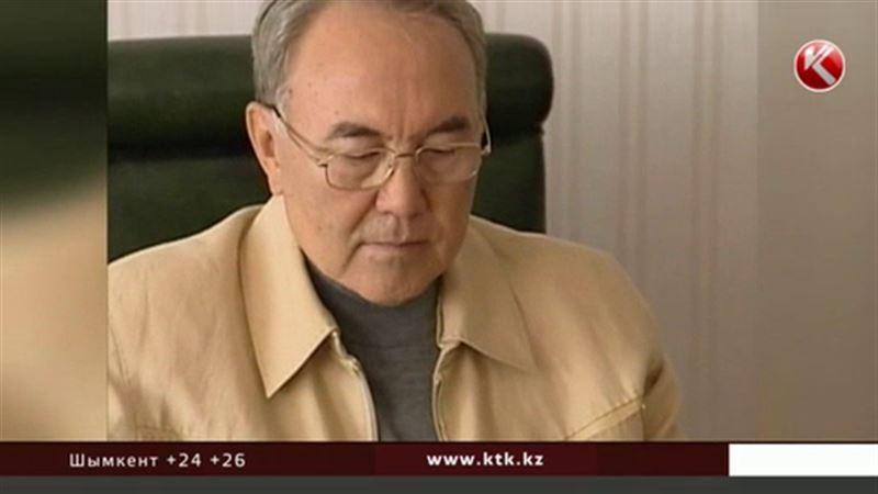 Суық тиіп ауырып қалған Назарбаев Баку мен Ереванға бармайтын болды
