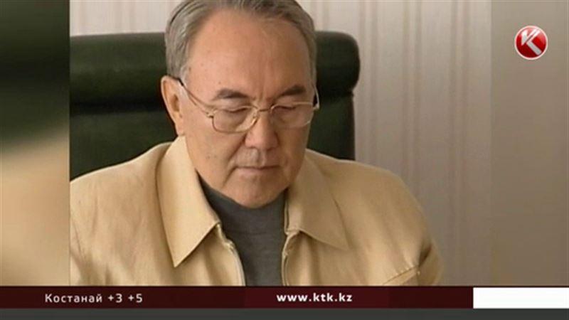 Врачи выписали больничный Нурсултану Назарбаеву