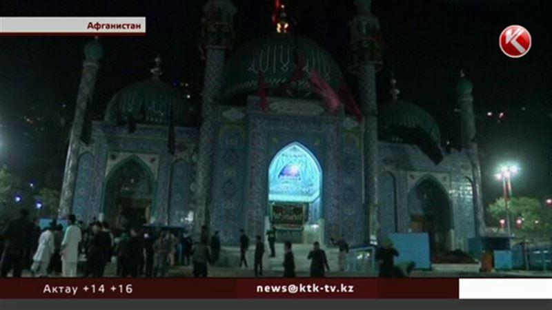 В Афганистане террористы атаковали мечеть