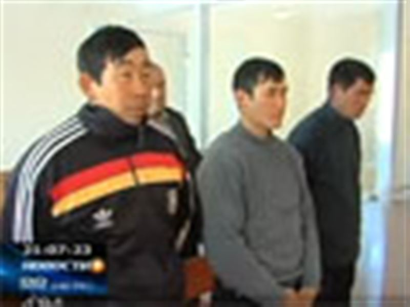 В Южном Казахстане закончилось громкое дело паромщиков