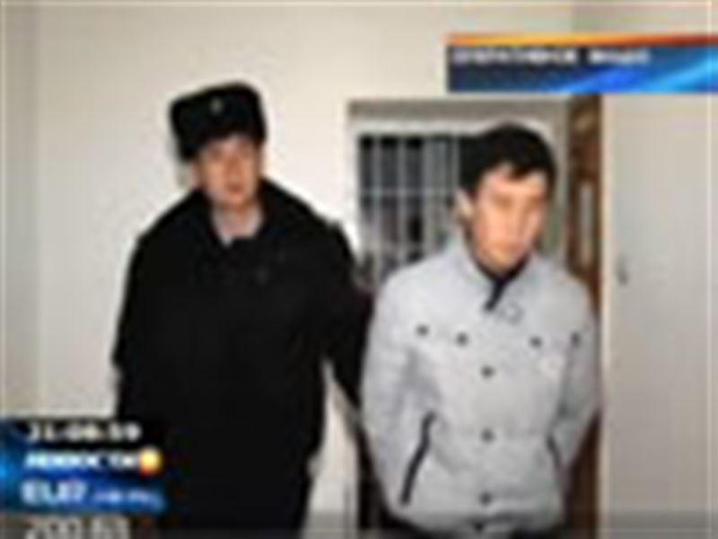 Южно-казахстанские полицейские обезвредили очередную преступную группу, промышлявшую кражами и разбоями