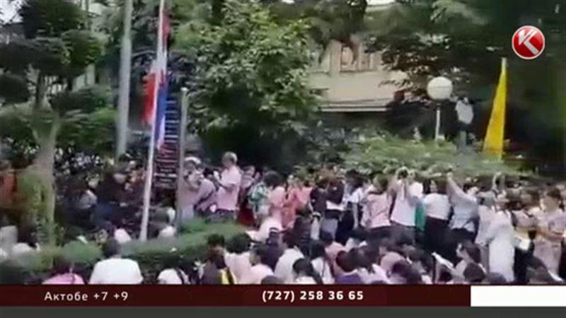 Таиланд погрузился в 30-дневный траур