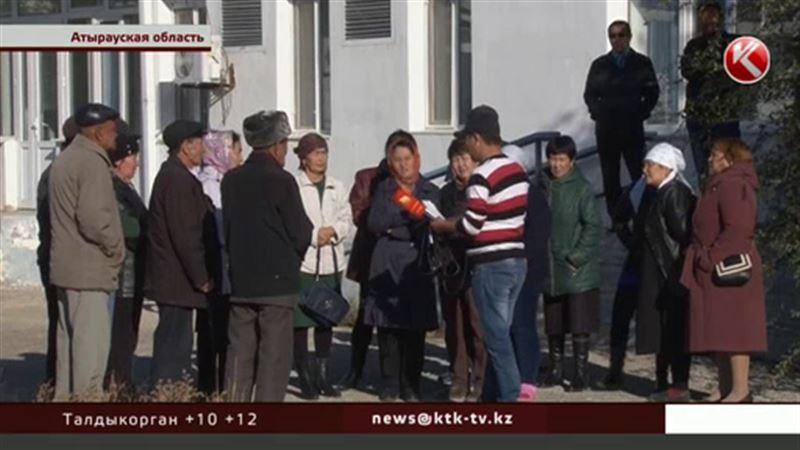 В Атырауской области закрывают тубдиспансер, построенный по госпрограмме