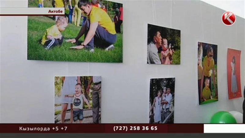 Снимки детей с синдромом Дауна представили на фотовыставке