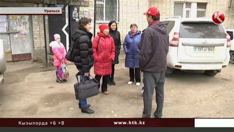 В Уральске жители одного из домов остались без отопления