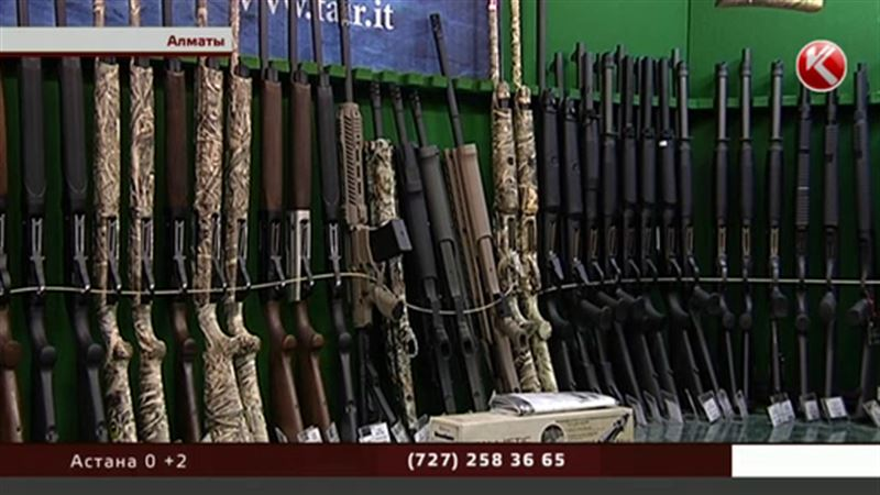 Казахстанские оружейники боятся разориться после нововведения властей