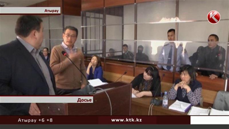Начальника криминальной полиции Атырау все-таки задержали