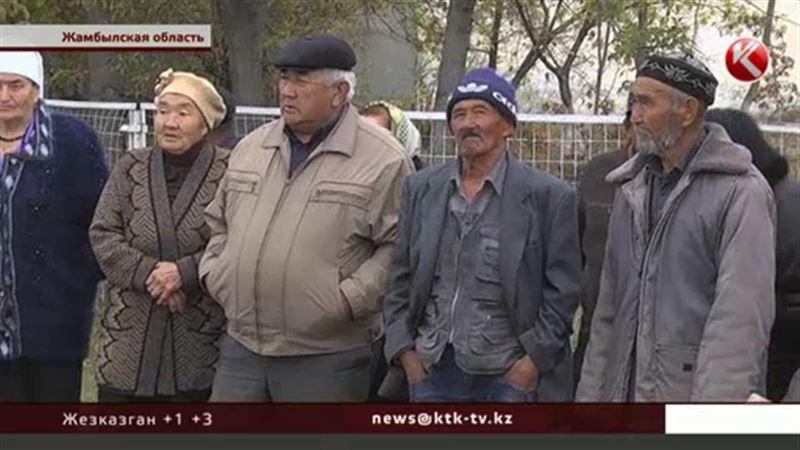 Жители горных поселков Жамбылской области считают, что их обманули газовики