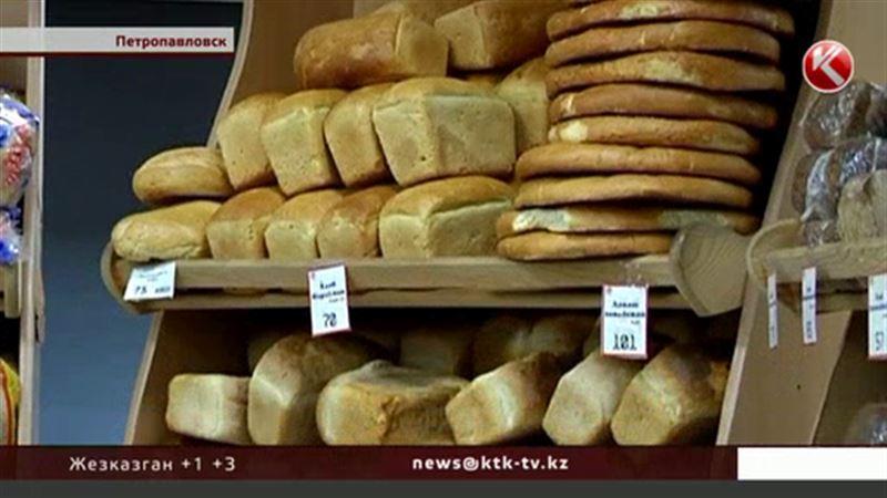 В Петропавловске неожиданно подешевел хлеб