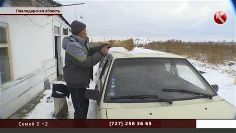 Акимат вернул отцу-одиночке «отремонтированную» машину без мотора