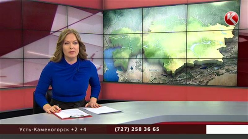 Заморозки и осадки ждут казахстанцев на выходных