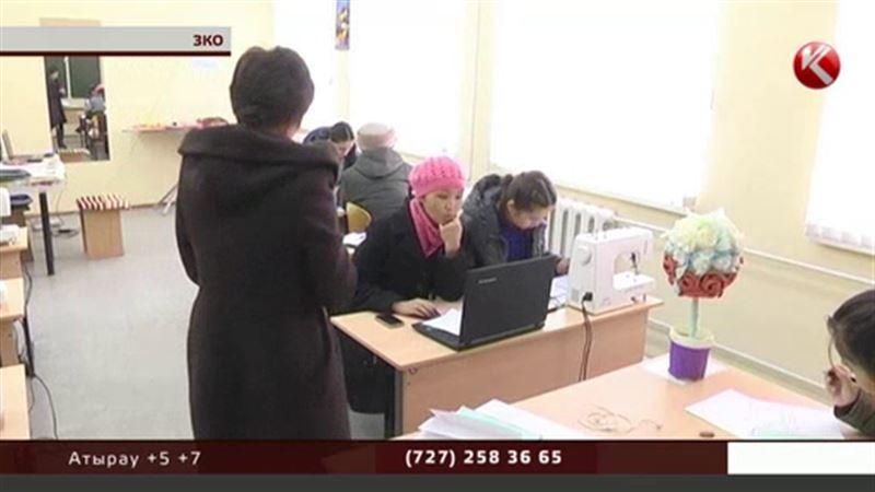 В Западно-Казахстанской области замерзают три поселка