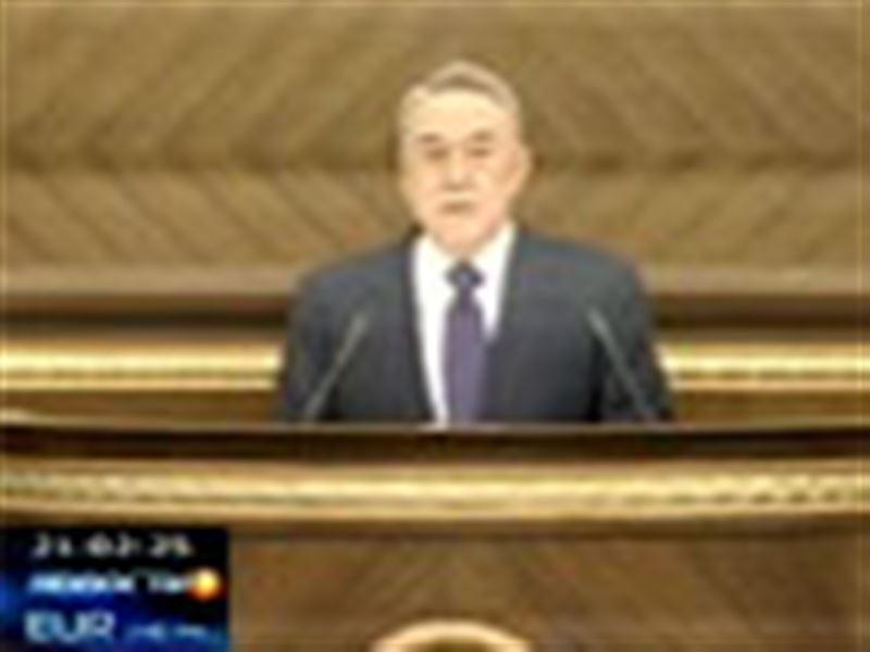 В Послании глава государства сконцентрировал своё внимание на улучшении социальных условий жизни в стране
