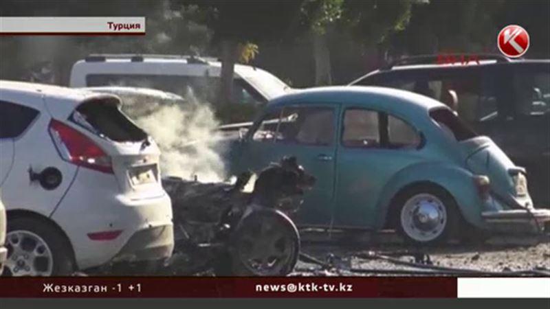 Число раненых при взрыве в Анталье возросло