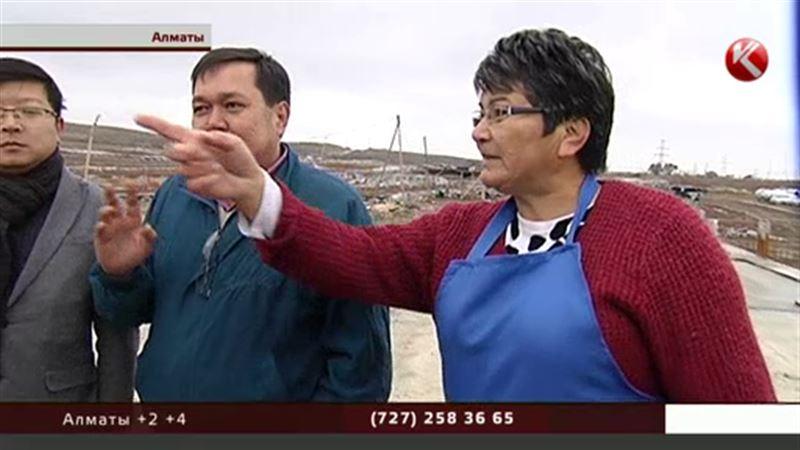 Казахстанским рабочим не платят с июня