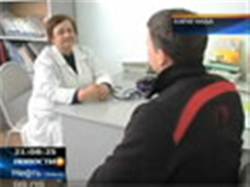 В Казахстане осложняется ситуация с простудными заболеваниями