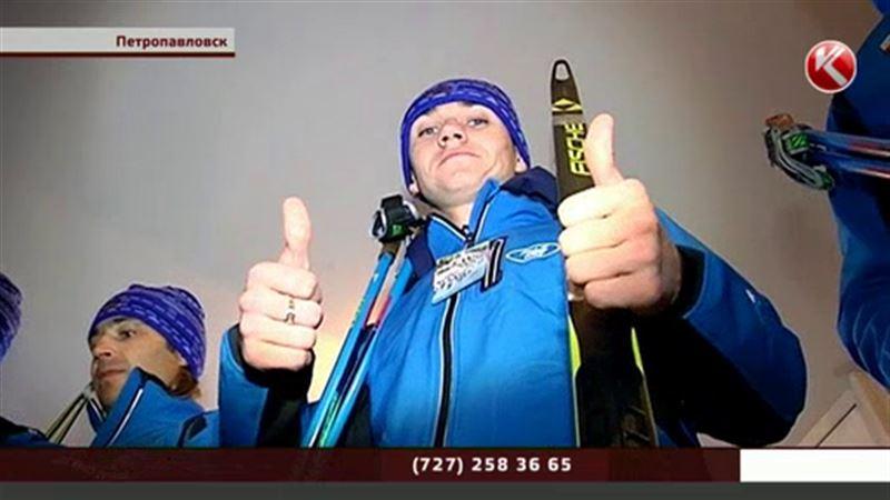 Петропавловские параспортсмены получили подарок
