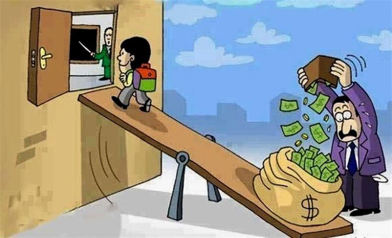 Школьные поборы: кто стоит за платным тестированием