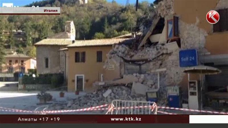 Италияда соңғы 35 жылда болмаған жойқын зілзала болды