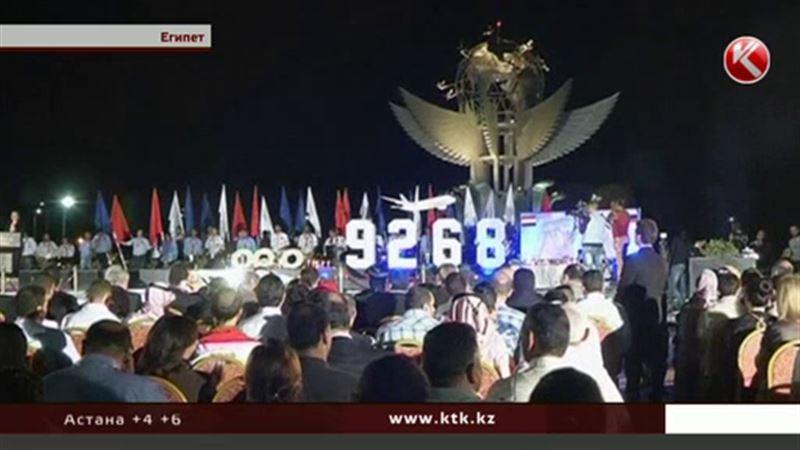 Память жертв авиакатастрофы над Синайским полуостровом почтили в Египте