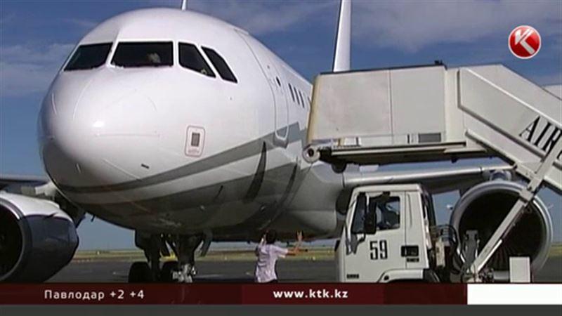 Для казахстанских авиакомпаний могут вновь открыть европейское небо