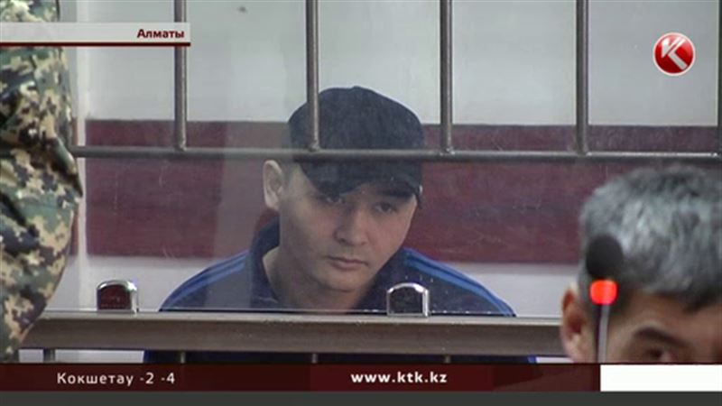 Террориста Руслана Кулекбаева приговорили к высшей мере наказания