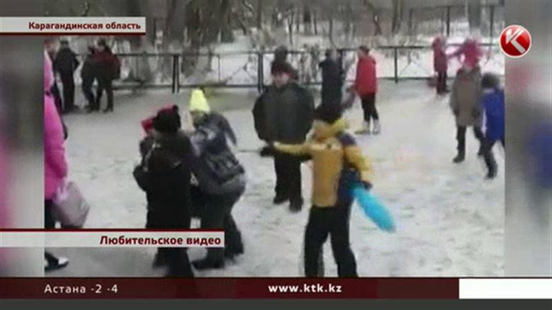 Темиртауских школьников обозвали извергами