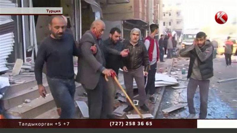 На юго-востоке Турции из-за взрыва погибли 8 человек