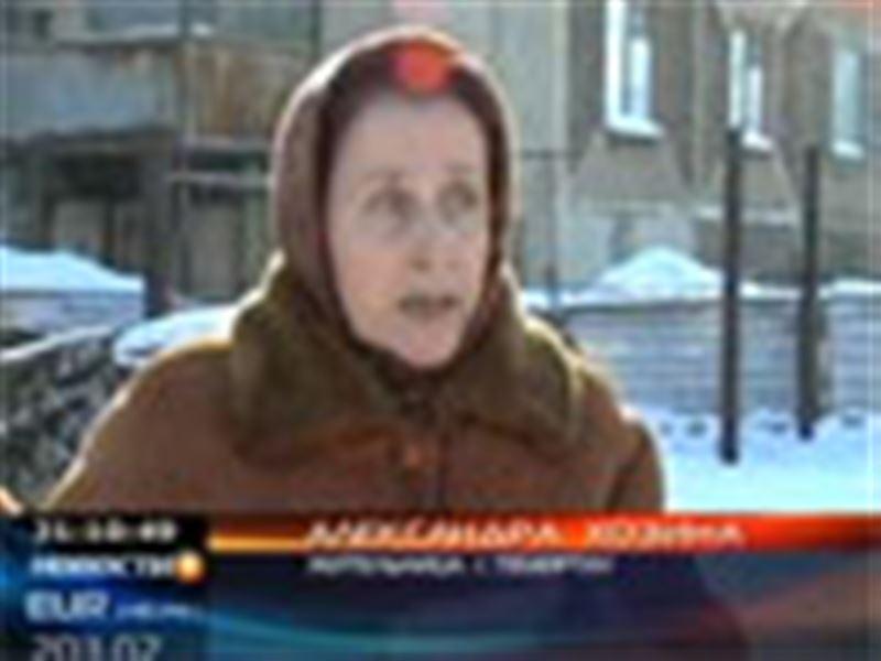 Жителей нескольких улиц Темиртау обвиняют в том, что они сливают канализационные отходы в водохранилище