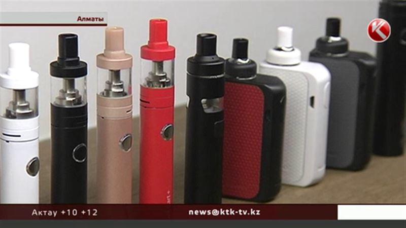 Взять «парильщика» за гаджет: казахстанские врачи назвали электронные сигареты угрозой