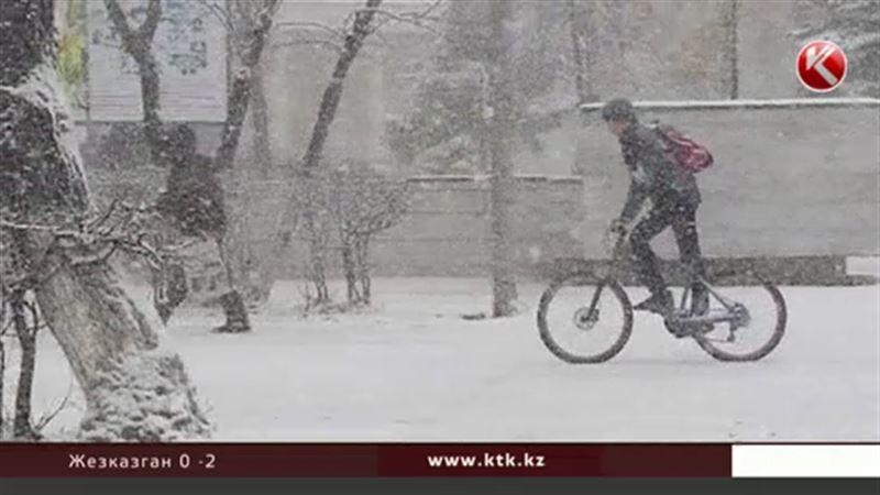 В Казахстане стремительно испортится погода